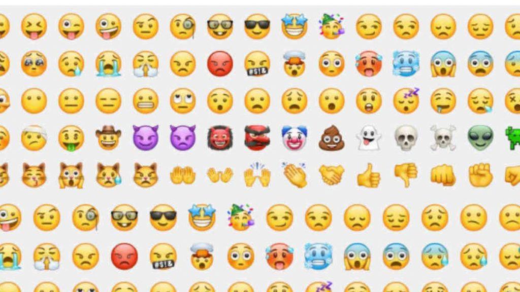 10 datos curiosos sobre los emojis