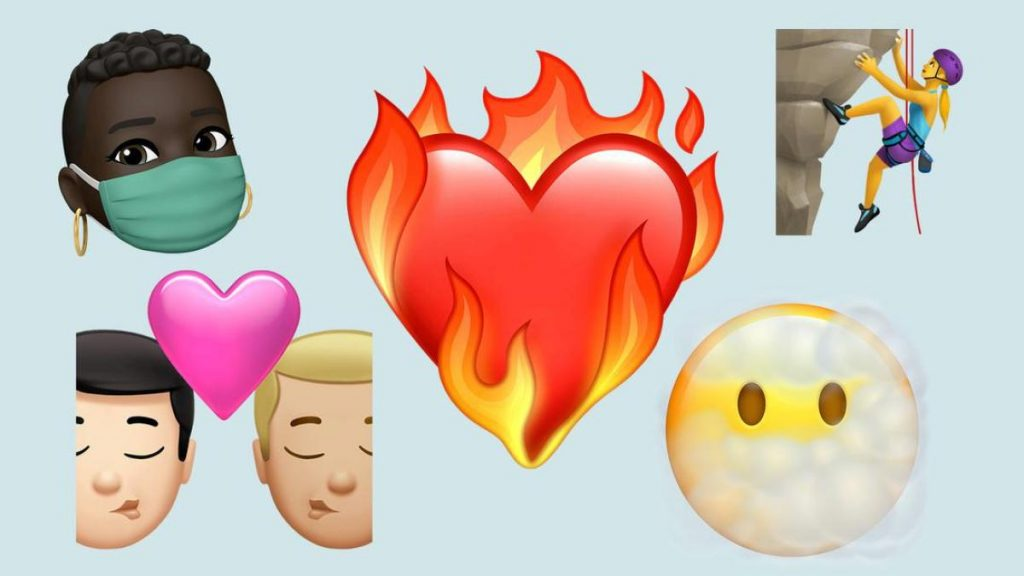 Nuevos emojis para IOS