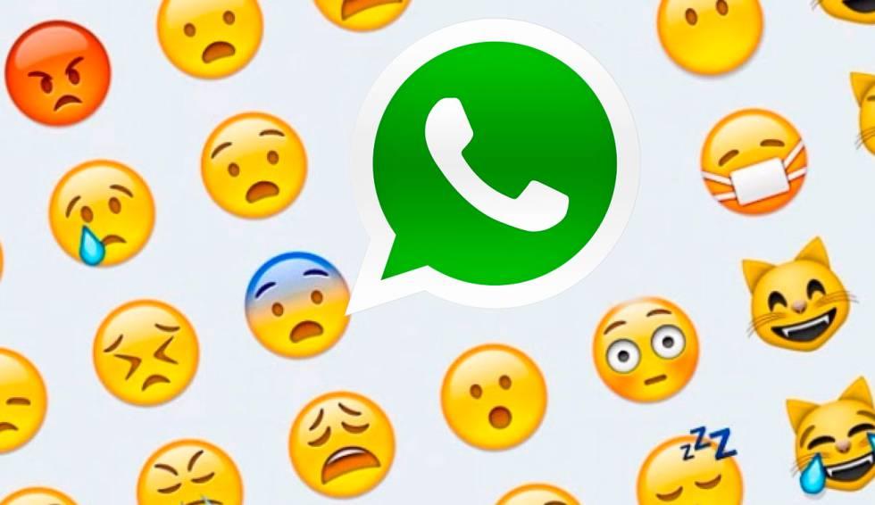 emojis mas usados en whatsapp